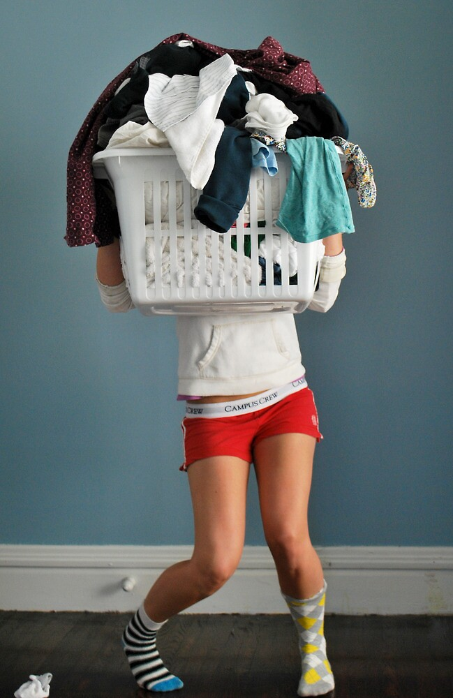 Laundry Day by morganfalk