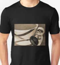 Frothy Coffee Unisex T-Shirt