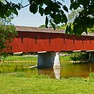 West Montrose Covered Bridge by jules572