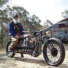 """1916"" built by Mark Walker. Aust. by Antipodean Tynker"