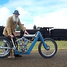 """Saltster"" BeSpoke Handmade Motorcycle by Mark Walker Aust. by Antipodean Tynker"