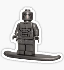 LEGO Silver Surfer Sticker