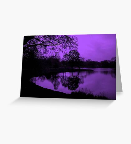 Walk with me © Greeting Card