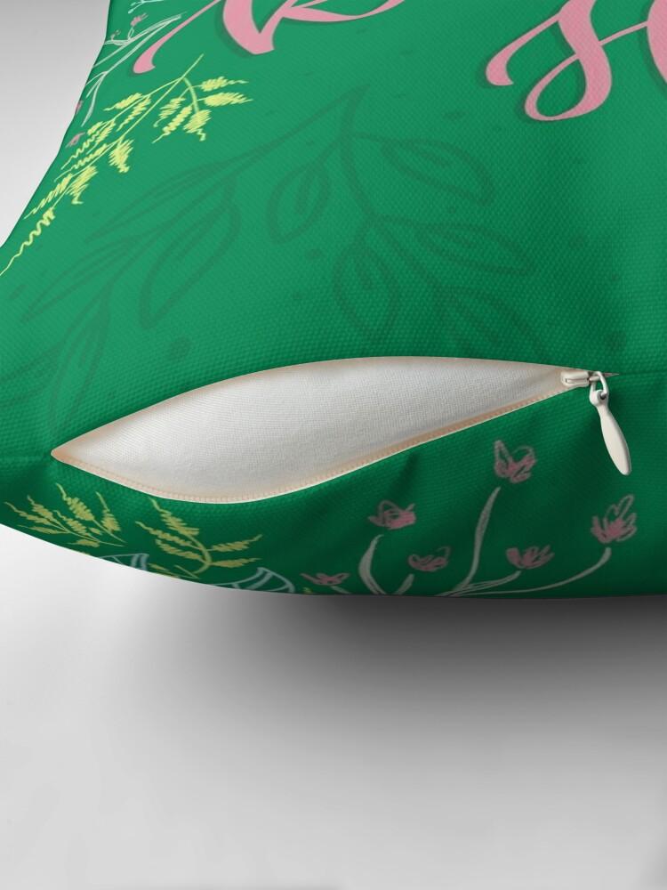 Alternate view of Kindred spirit - Anne of Green Gables Throw Pillow