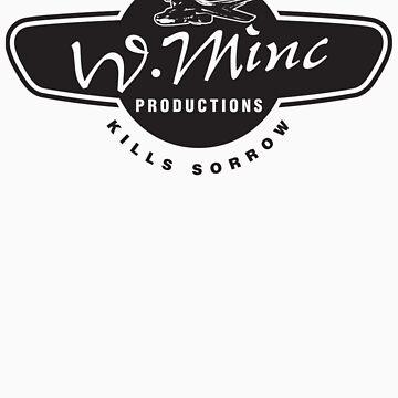 W. Minc Productions - black logo by grambram