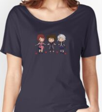 Kingdom Hearts Best Friends Forever Women's Relaxed Fit T-Shirt