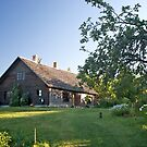 Lauku māja by Roberts Birze