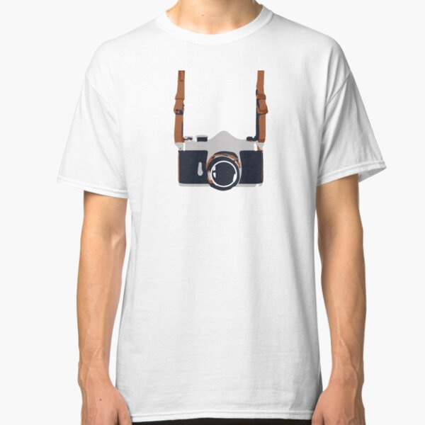 camera on a strap Classic T-Shirt