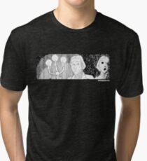 Got Ghosts? Tri-blend T-Shirt