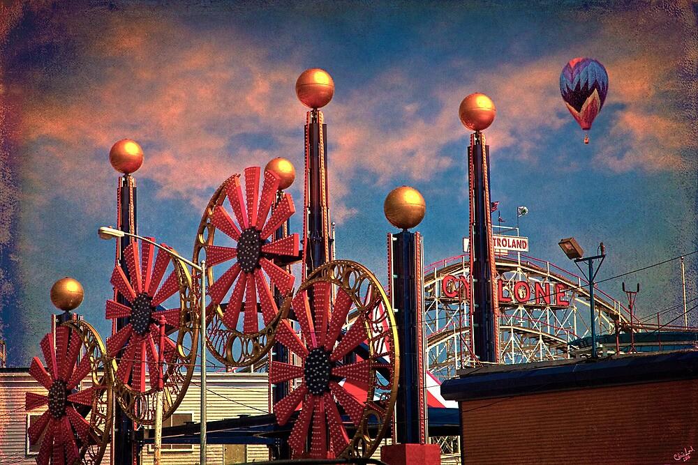 Luna Park, Brooklyn, New York by Chris Lord