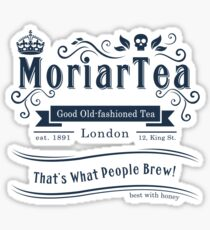 MoriarTea 2014 Edition Sticker