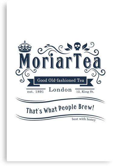 MoriarTea 2014 Edition by sirwatson