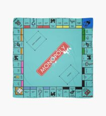 Monopoly Board Scarf