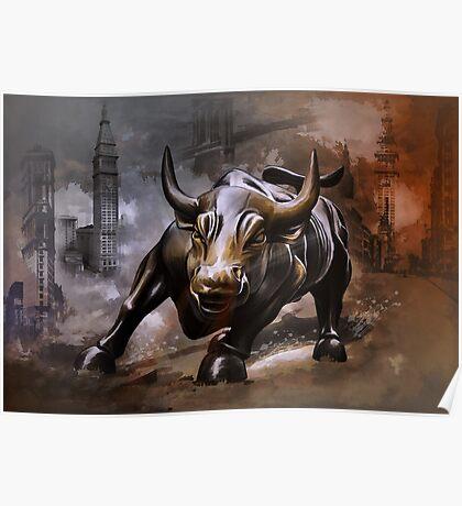 Raging Bull.New York. Poster