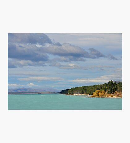 Lake Pukaki Photographic Print
