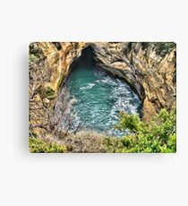 Great Hole Canvas Print