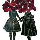 Flower Girls by CleoLant