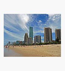 Surfers Paradise, Queensland Photographic Print