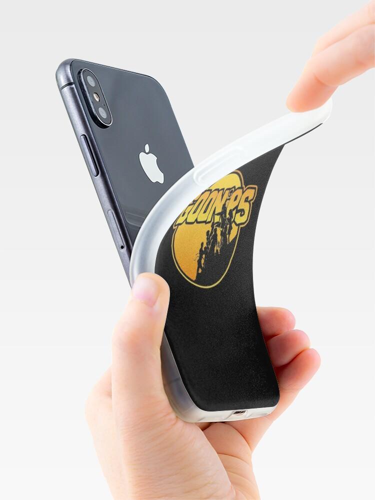 Alternative Ansicht von DIE GOONIES iPhone-Hüllen & Cover
