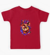 Wolf abstract. Kids Clothes