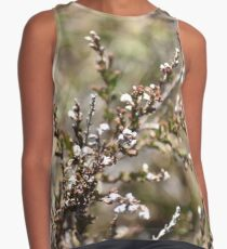 Winter-bleached Heather Sleeveless Top