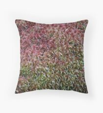 Sphagnum Throw Pillow
