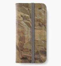 Slieve Bloom Sandstone iPhone Wallet/Case/Skin