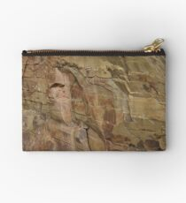 Slieve Bloom Sandstone Zipper Pouch