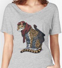 Revolver Ocelot Women's Relaxed Fit T-Shirt
