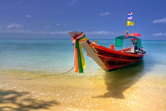 Taxi Boat by springwatcher