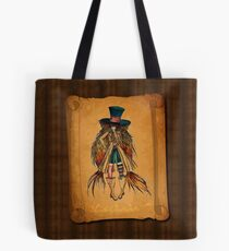 Who is the Mad Hatter ? Tote Bag