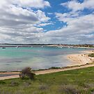 Marina, Geraldton, Western Australia 2 by Elaine Teague