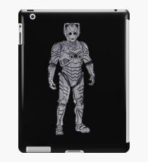 New Cyberman. iPad Case/Skin