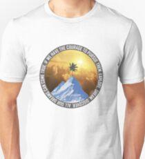 Explore. Dream. Discover. Unisex T-Shirt