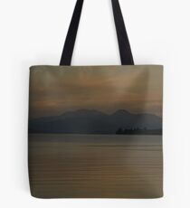 Dusk in Pastel Tones Tote Bag