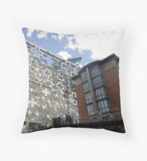 Birmingham Jigsaw Throw Pillow