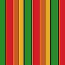 «Patrón negrita multicolor» de MaksciaMind