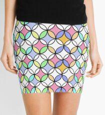 Vintage Design Mini Skirt