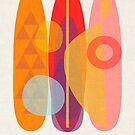 SURF 7 #redbubble von mirimo