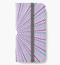 Muster 03 iPhone Flip-Case/Hülle/Skin