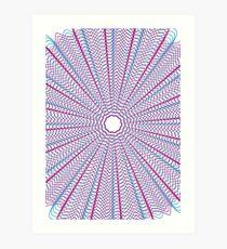 Muster 03 Kunstdruck
