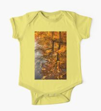 Fall Reflection  One Piece - Short Sleeve