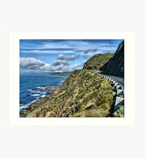 Great Ocean Road Art Print