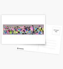 Ladies Postcards