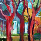 Tree by Magdalena  Mirowicz