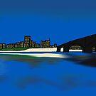 St Louis at Night by Jaxyacks