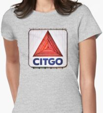 Citgo Womens Fitted T-Shirt