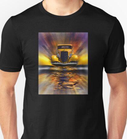 Yellow Splash T-Shirt