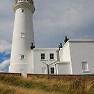Flamborough lighthouse No 3 by StephenRB