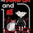 «Mi gato demonio y yo» de darklordpug